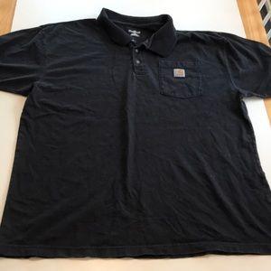 Carharrtt Black T-Shirt! Size: XL